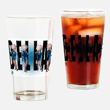 Bella Da Ball Drinking Glass
