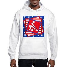 Curling American Style Hoodie