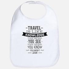 Travel Is Like Knowledge Bib