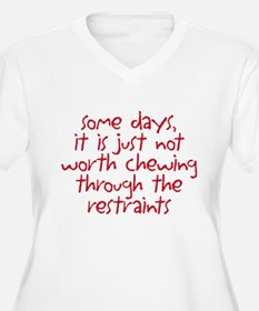 some days Plus Size T-Shirt