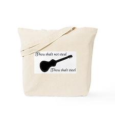 Thou shalt not steal Tote Bag