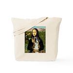 Mona & Boxer Tote Bag