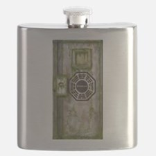 Lost Mossy Hatch Dharma Flask