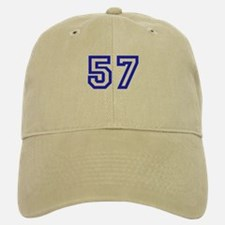 #57 Baseball Baseball Cap