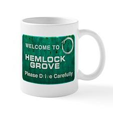 Welcome Hemlock Grove Mug