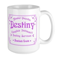 Hemlock Grove Destiny Mug