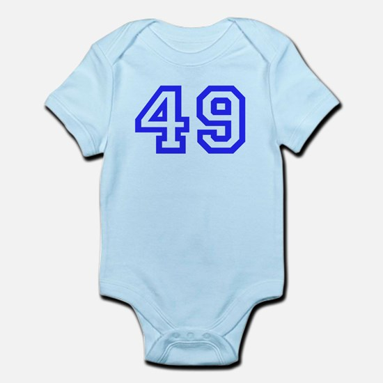 #49 Infant Bodysuit