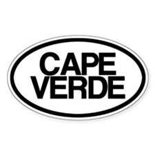 Cape Verde Decal