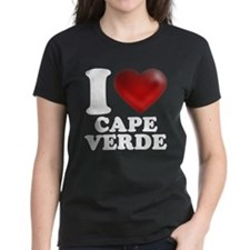 I Heart Cape Verde T-Shirt
