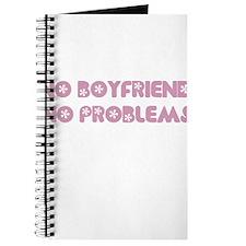 NO BOYFRIEND NO PROBLEMS Journal