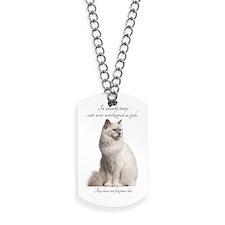 Birman Cat Dog Tags