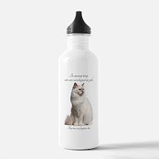 Birman Cat Water Bottle