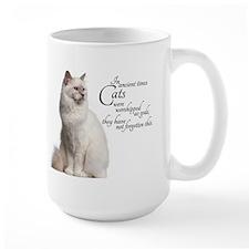 Birman Cat Mug Mugs