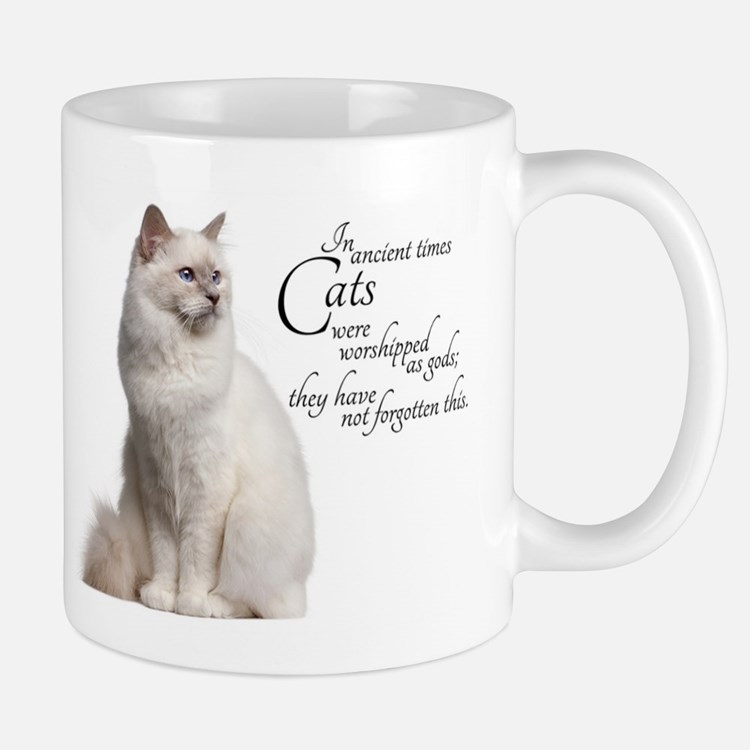 Birman Cat Mug Mugs