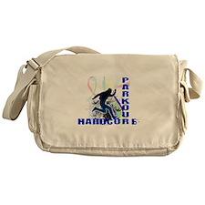 Free Running Parkour Hardcore Messenger Bag