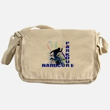 Free Running Parkour Hardcore Messenger Bag