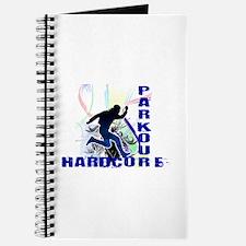 Free Running Parkour Hardcore Journal