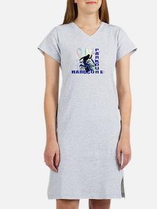 Free Running Parkour Hardcore Women's Nightshirt