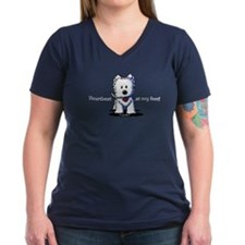 Westie Heartbeat Shirt