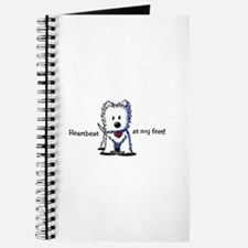 Westie Heartbeat Journal