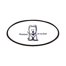Westie Heartbeat Patches