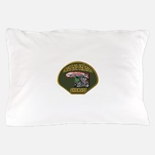 East Los Station Sheriff Pillow Case