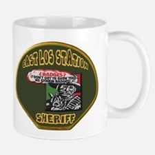 East Los Station Sheriff Mugs