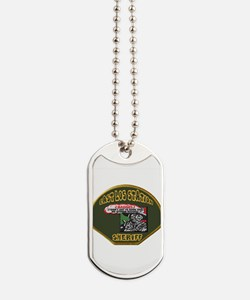 East Los Station Sheriff Dog Tags
