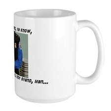 TSA aggression- gloves Mug