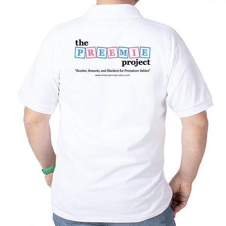 The Preemie Project Golf Shirt