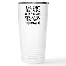 Trust People Travel Mug