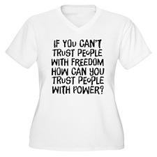 Trust People Plus Size T-Shirt