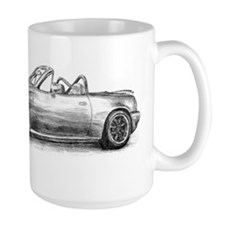 silver shadow mx5 Mugs