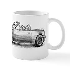 silver shadow mx5 Mugs