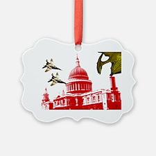 Dino Attack 2 Ornament