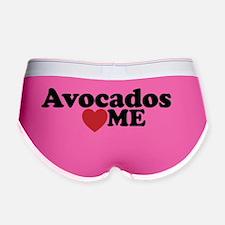 Avocados Love Me Women's Boy Brief