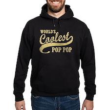 World's Coolest Pop Pop Hoodie