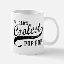 World's Coolest Pop Pop Mug