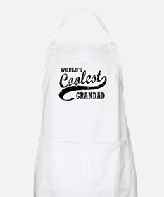 World's Coolest Grandad Apron