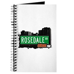 Rosedale Av, Bronx, NYC Journal
