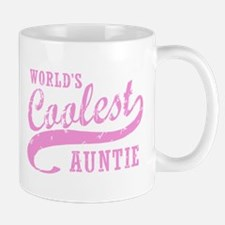 World's Coolest Auntie Mug