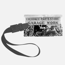 Cherokee Parts Store Luggage Tag