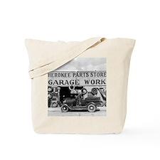 Cherokee Parts Store Tote Bag
