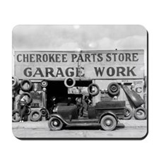 Cherokee Parts Store Mousepad
