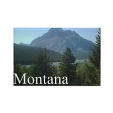 Montana the best place... period Rectangle Magnet