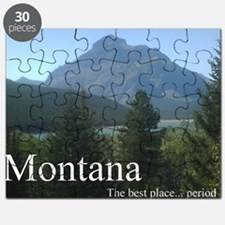 Montana the best place... period Puzzle