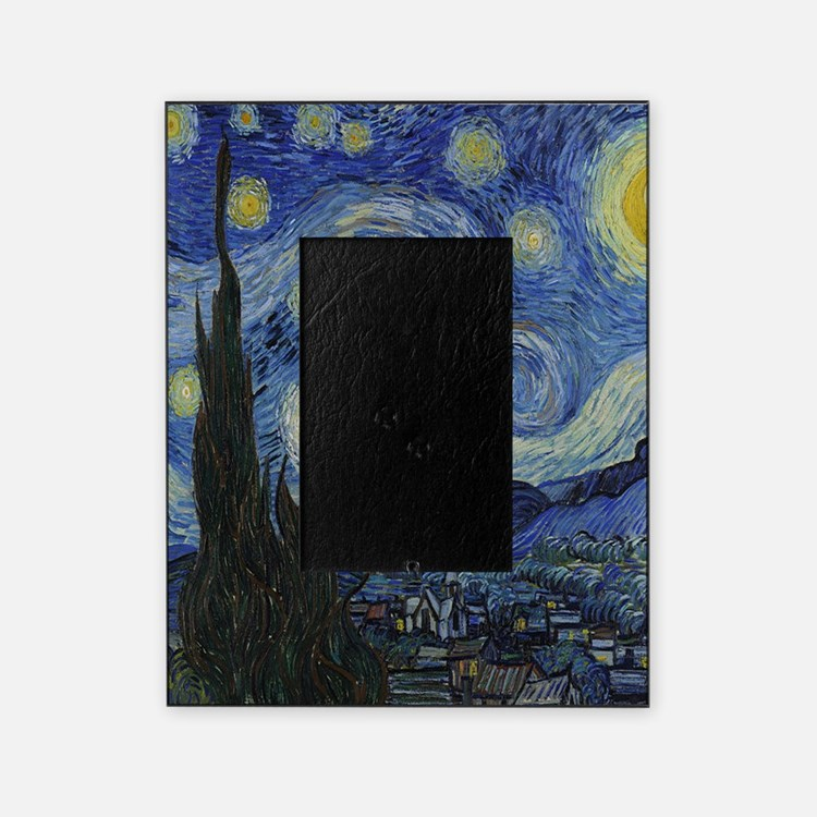 The Starry Night Picture Frame