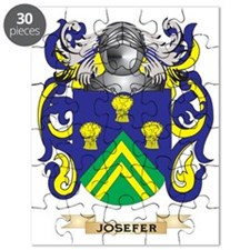 Josefer Coat of Arms - Family Crest Puzzle