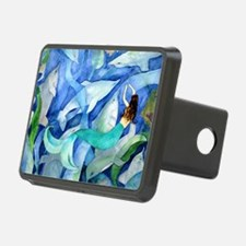 Dolphins and Mermaid party Hitch Cover