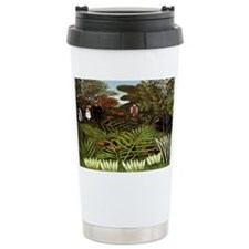 Exotic Landscape Travel Mug